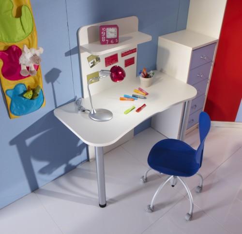 opremljena otroška soba